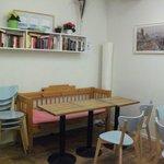 кухня, столовая зона