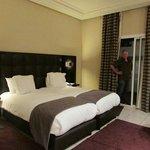 Habitación del hotel Andalucía Golf Tánger