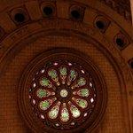 А из нашего окна синагога видна!