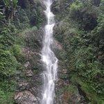 Rimbi waterfalls.