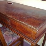 Muebles muy viejos
