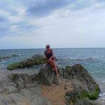 пляж Льорет-де-Мар