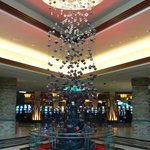 "The ""Coal to Diamonds"" sculpture in our entrance."