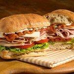 New York-Style Deli Sandwiches