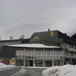 Отель  Rigi Kaltbad
