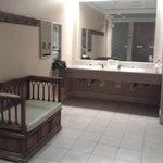 Pool/Spa Change Room