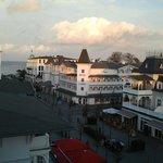 Junior Suite - Blick auf Binz und die Ostsee
