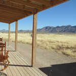 View from the Porch at Hideout Ranch