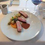 Lunch: Hoofdgerecht Iberico varken