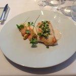Lunch: Hoofdgerecht Pladijs ... uitzonderlijk lekker ...