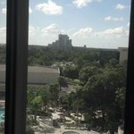 View from room 868