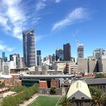 Panorama from the roof