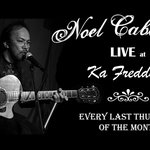 Noel Cabangon - Every Last Thursday of the Month at Ka Freddie's !!!