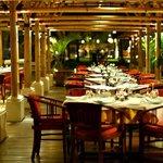 Nelayan Restaurant Inside