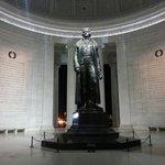 Jefferson upclose