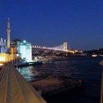 Vista do Bosphorus
