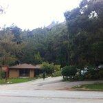 Glen Oaks Big Sur from Hwy 1