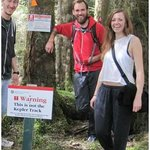 This is not the Kepler Track! All Bushbash trips are off track and on minor tracks