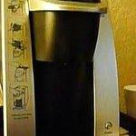 kcup machine