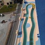 tower 2 pool deck