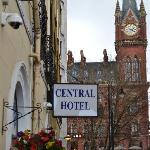 Central Hotel exterior