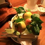Des pommes de la ferme