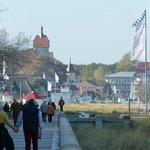 Strandspaziergang in Kühlungsborn (c) FRank Koebsch