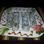 Delicious Spicy Tuna come to enjoy it...