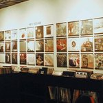 Our beloved New Release wall...
