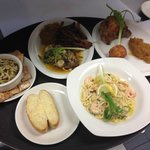 Examples of some of our entrees