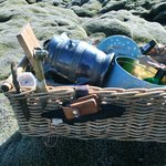 Iceland picnic