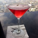 Cosmo with a view
