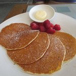 Kid's pancakes