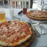 Le pizze dello snack bar buonissime