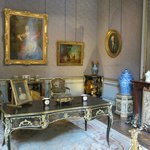 One of the drawing rooms