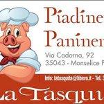 Piadineria & Panineria La Tasquita