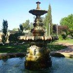 The Royal Doulton Hankinson Memorial Fountain