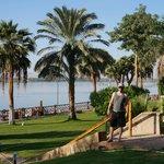 Vista para o Rio Nilo