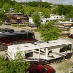 Wide RV Sites