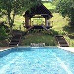 Pool & Practice Bungalow