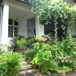 Halgolla verandah