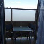 Claustrofobic balcony