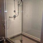 Shower in Suite