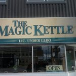 Magic Kettle Foto