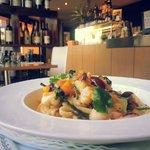 Mojo's Fresh Cuttlefish Salad