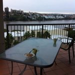 Balcony setting  Rm 5051