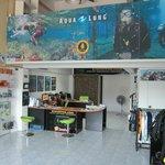 Kiwidiver Dive Shop in Rawai / Chalong