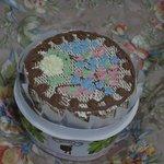 Знаменитый торт
