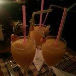 Quinceañeras cocktails