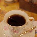 コーヒーのサービス(^。^)